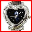 Blue Dragon Myth Fantasy Italian Charm Wrist Watch 004