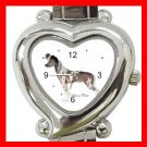 Chinese Crested Dog Pet Hobby Italian Charm Wrist Watch 021
