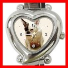 French Bulldog Dog Pet Hobby Italian Charm Wrist Watch 071