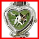 Jack Russell Dog Pet Hobby Italian Charm Wrist Watch 078