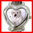 Labrador Dog Pet Hobby Italian Charm Wrist Watch 082