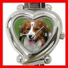 Kooikerhondje Dog Pet Hobby Italian Charm Wrist Watch 084