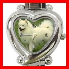 Spitz Dog Pet Hobby Italian Charm Wrist Watch 094
