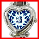ALLAH GOD ISLAMIC Hobby Fun Heart Italian Charm Wrist Watch 144