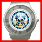 Kokopelli Kokopele Love Stainless Steel Wrist Watch Unisex 082