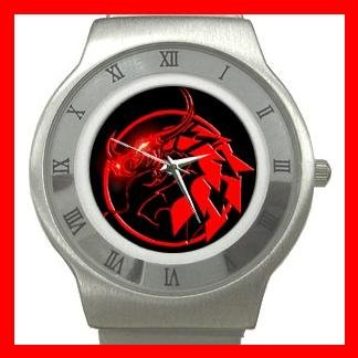 Dragon Myth Stainless Steel Wrist Watch Unisex 100