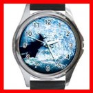 Halloween Witch Myth Metal Wrist Watch Unisex 006