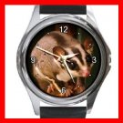 Sugar Glider Animal Cute Metal Wrist Watch Unisex 014