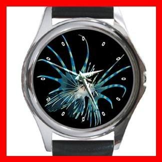 Wild Animal Round Metal Wrist Watch Unisex 074