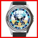 Kokopelli Kokopele Love Round Metal Wrist Watch Unisex 103