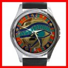 EGYPTIAN EYE OF HORUS Round Metal Wrist Watch Unisex 106