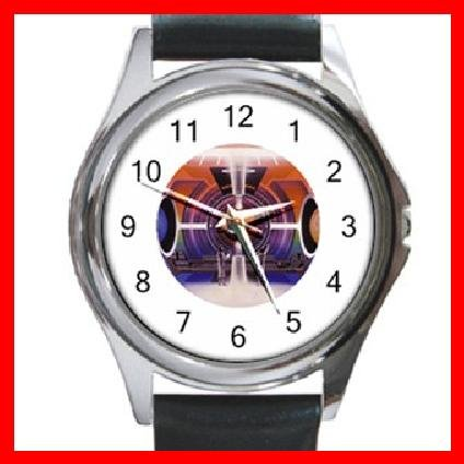 Electric Light Orchestra Round Metal Wrist Watch Unisex 112