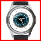 EYE ANATOMY Round Metal Wrist Watch Unisex 139