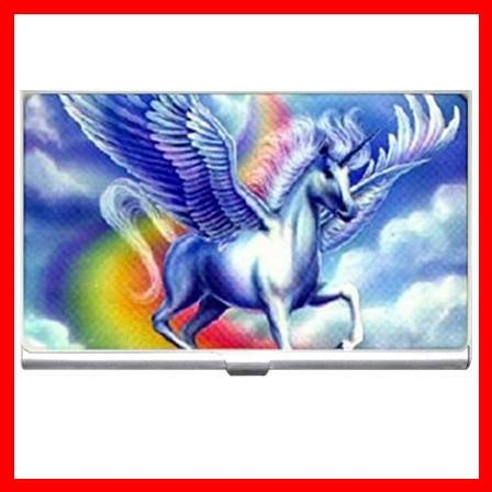 Flying Unicorn Myth Hobby Business Credit Card Case 13