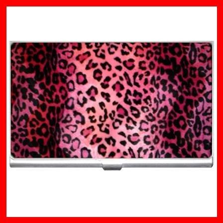 Pink Leopard Skin Print Business Credit Card Case 24