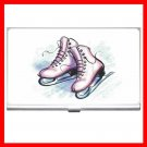 Ice Skating Sport Business Credit Card Case 65
