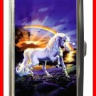 Unicorn Rainbow Fantasy Hobby Cigarette Money Case 054