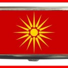 OLD MACEDONIAN FLAG Hobby Cigarette Money Case 059