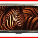 Zebra Grande Print Horse Hobby Cigarette Money Case 071