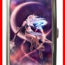 Purple Moon Myth Hobby Cigarette Money Case 082