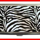 Zebra Print Skin Horse Hobby Cigarette Money Case 083