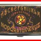Talking Ouija Board Hobby Fun Cigarette Money Case 096