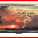 Lightning At Dusk Hobby Fun Cigarette Money Case 100
