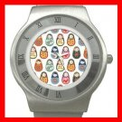 RUSSIAN NESTING DOLLS ARTS Stainless Steel Wrist Watch Unisex 140