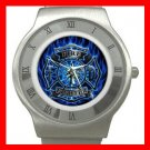 Firefighter Fire Fighter Stainless Steel Wrist Watch Unisex 143