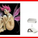 Pink Haired Fairy Myth Flip Top Lighter + Box New Gift 008