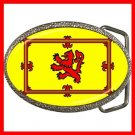 Old Scottish Rampant Lion Flag Hobby Fun Belt Buckle 008