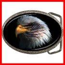 Eagle Eye American Flag Patriotic Belt Buckle 014