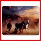 Horses Running Animals Mouse Pad MousePad Mat 253