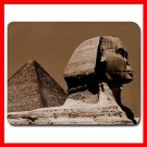 Giza Pyramid Egypt Myth Mouse Pad MousePad Mat 255