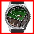 TABLE TENNIS SPORTS PING PONG Round Metal Wrist Watch Unisex 168