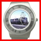 PENNSYLVANIA R.R TRAIN Stainless Steel Wrist Watch Unisex 175