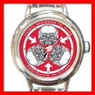 30 Seconds To Mars Rock Music Round Italian Charm Wrist Watch 604