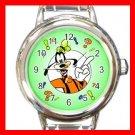 Cute Goofy Italian Charm Wrist Watch 620
