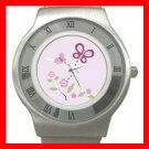 SUGAR PLUM NURSERY GIRLS Stainless Steel Wrist Watch Unisex 186