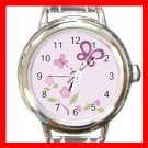 SUGAR PLUM NURSERY GIRLS Italian Charm Wrist Watch 620