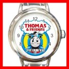 THOMAS THE TANK TRAIN KIDS Italian Charm Wrist Watch 623