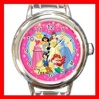 Pricess Friends Kids Italian Charm Wrist Watch 627