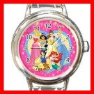 Pricess Friends Kids Italian Charm Wrist Watch 627