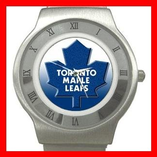 Toronto MAPLE LEAFS Collectable Stainless Steel Wrist Watch Unisex 197