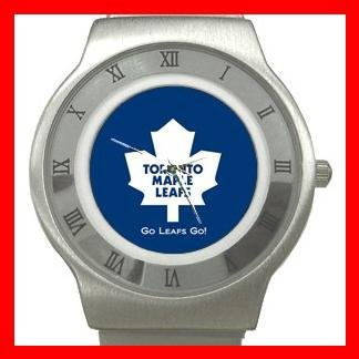 Toronto MAPLE LEAFS Collectable Stainless Steel Wrist Watch Unisex 198