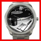 DJ Turntables Music Band Fun Silvertone Sports Metal Watch 045