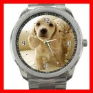 MINI DACHSHUND DOGS PET Silvertone Sports Metal Watch 169