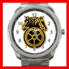 TEAMSTERS UNION Silvertone Sports Metal Watch 188