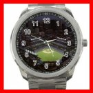 Coors Field - Denver, Colorado Silvertone Sports Metal Watch 256
