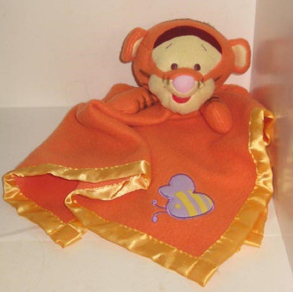 TIGGER Winnie the Pooh Baby Blankie Mini Security Blanket - Disney